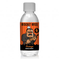 Orange Creme Flavour Shot by Biscuit Boss - 250ml