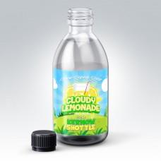 Cloudy Lemonade Shottle Flavour Shot by Kernow - 250ml