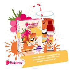 Molinberry M-Line Peachy Tea Flavour Concentrate