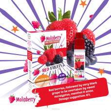 Molinberry M-Line Red Fruits Flavour Concentrate