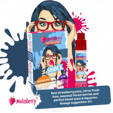 Molinberry M-Line Shock Flavour Concentrate