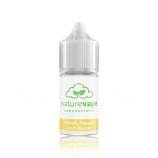 Peach, Papaya & Mango Flavour Concentrate by Naturevape