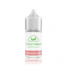 Rhubarb & Custard Flavour Concentrate by Naturevape