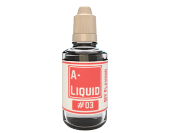 #03 - Peaches and Cream - Flavour Concentrate by A-Liquid