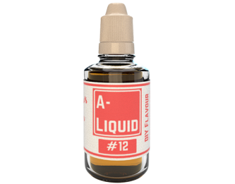 #12 - Strawberries and Cream - Flavour Concentrate by A-Liquid