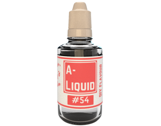 #54 - Honeydew Melon, Strawberry and Watermelon - Flavour Concentrate by A-Liquid