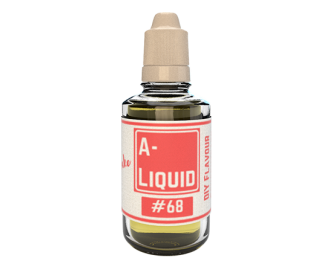#68 - Lemon Meringue Cake - Flavour Concentrate by A-Liquid