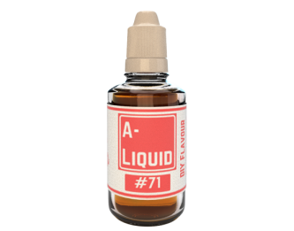 #71 - Coconut Vanilla Yogurt - Flavour Concentrate by A-Liquid
