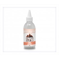 Cool Mango Flavour Shot by Absolute Zero - 250ml