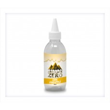 Cool Pineapple Flavour Shot by Absolute Zero - 250ml
