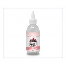 Cool Strawberry Flavour Shot by Absolute Zero - 250ml