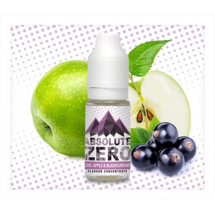 Cool Apple & Blackcurrant Flavour Concentrate by Absolute Zero