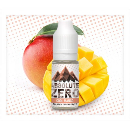 Cool Mango Flavour Concentrate by Absolute Zero
