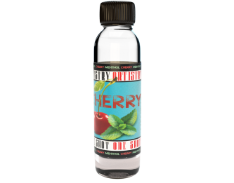 Cherry Menthol Flavour Shot by Artistry