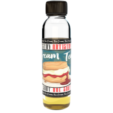 Cream Tea 120ml DIY E Liquid Kit - Artistry