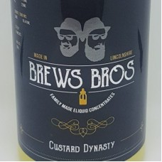 Custard Dynasty Brew Shot by Brews Bros - 250ml