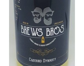 Custard Dynasty Brew Shot by Brews Bros