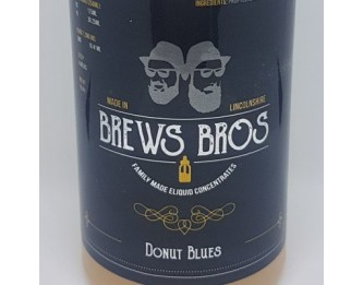 Donut Blues Brew Shot by Brews Bros