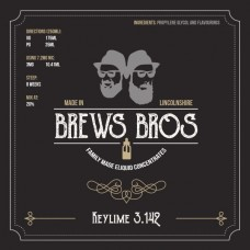Key Lime 3.142 Brew Shot by Brews Bros - 250ml
