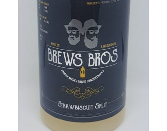 Strawbiscuit Split Brew Shot by Brews Bros