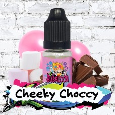 Cheeky Choccy Flavour Concentrate by Bubaloon