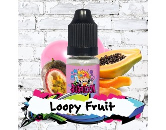 Loopy Fruit Flavour Concentrate by Bubaloon