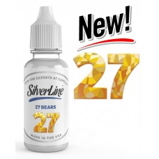 27 Bears Flavour Concentrate by Capella - Silver Line