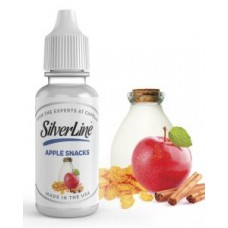 Apple Snacks Flavour Concentrate by Capella - Silver Line