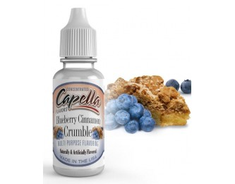 Blueberry Cinnamon Crumble Flavour Concentrate by Capella