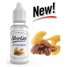 Butter Pecan Flavour Concentrate by Capella - Silver Line