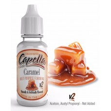 Caramel V2 Flavour Concentrate by Capella