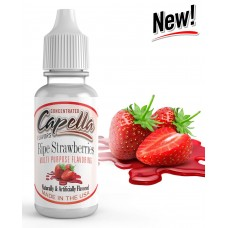 Ripe Strawberries Flavour Concentrate by Capella