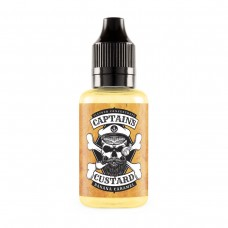 Banana Caramel Flavour Concentrate by Captains Custard