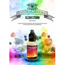 Clear Storm Flavour Concentrate by Chefs Flavours