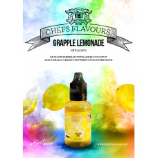 Grapple Lemonade Flavour Concentrate by Chefs Flavours
