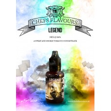 Legend Flavour Concentrate by Chefs Flavours