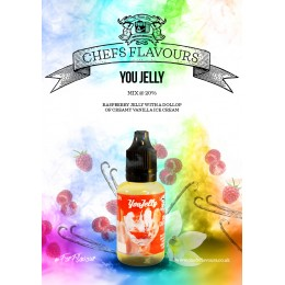 You Jelly Flavour Concentrate by Chefs Flavours