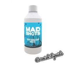 Berry Bubblegum Aniseed Mad Shot by Cornish Liquids - 250ml