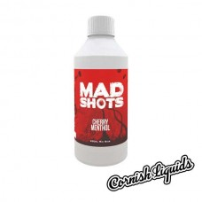 Cherry Menthol Mad Shot by Cornish Liquids - 250ml