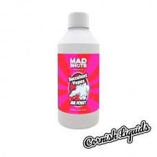 Succulent Vapes Jam Donut Mad Shot by Cornish Liquids - 250ml