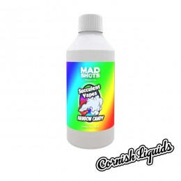 Succulent Vapes Rainbow Candy Mad Shot by Cornish Liquids - 250ml