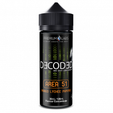 Area 51 Flavour Concentrate by Decoded
