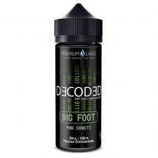 Big Foot Flavour Concentrate by Decoded