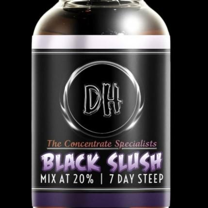 Black Slush Hack Shot by Drip Hacks - 250ml