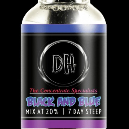 Black and Blue Hack Shot by Drip Hacks - 250ml