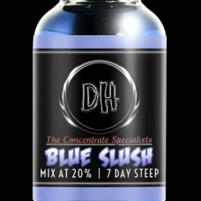 Blue Slush Hack Shot by Drip Hacks - 250ml