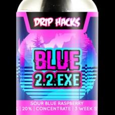 Blue 2.2 .exe Hack Shot by Drip Hacks - 250ml