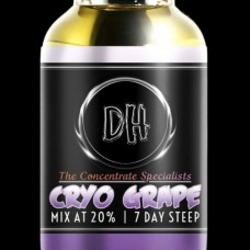Cryo Grape Hack Shot by Drip Hacks - 250ml