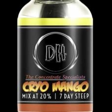 Cryo Mango Hack Shot by Drip Hacks - 250ml