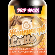 Honeycomb Latte Hack Shot by Drip Hacks - 250ml